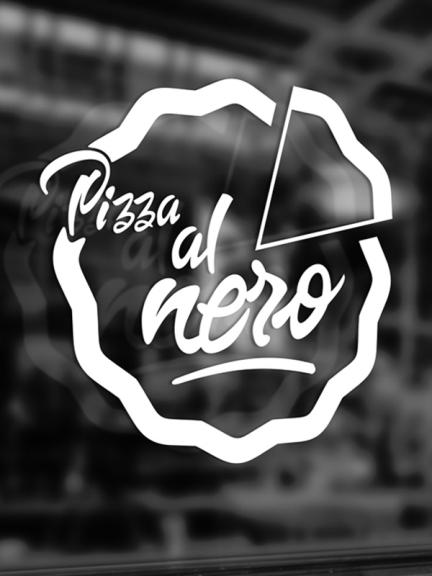 PIZZA AL NERO